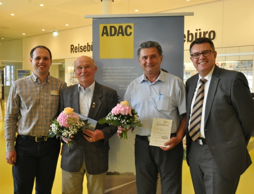 ADAC Gewinner fährt über Ostwestfalens Himmel