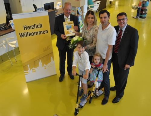 ADAC Ostwestfalen-Lippe mit neuem Mitgliederrekord