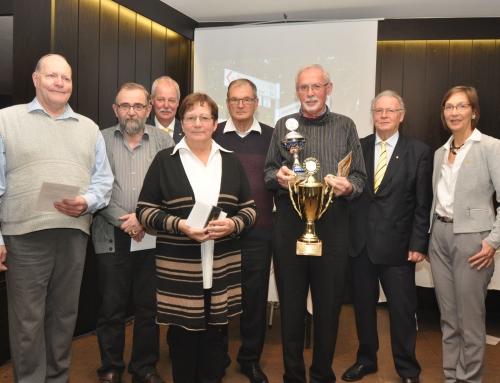 Siegerehrung Heimatwettbewerb 2018
