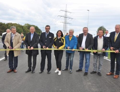 Neues ADAC Trainingsgelände in Paderborn eröffnet